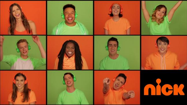 More singin', more slime...RANGE on Nickelodeon!