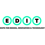 EDIT: Expo for Design, Innovtion and Technology logo