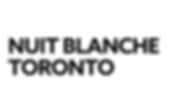 Nuit Blanche Toronto logo