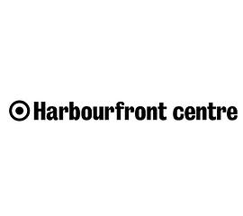 Harbourfront Centre Logo - Black temp.pn