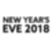 New Year's Eve 2018 logo