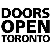 Doors Open Toronto logo