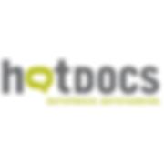 Hot Docs logo
