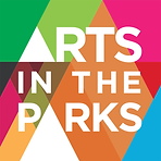 Arts in the Parks logo