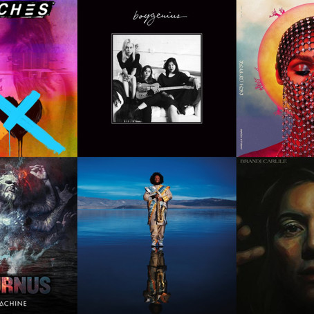 Our (Unconventional) Top 5 Albums of 2018