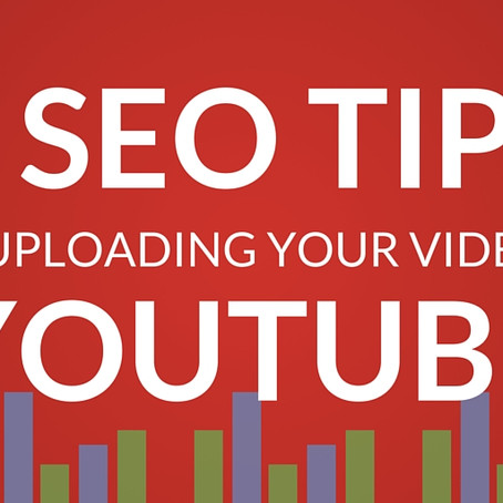 5 SEO Tips for Uploading Your Videos to YouTube