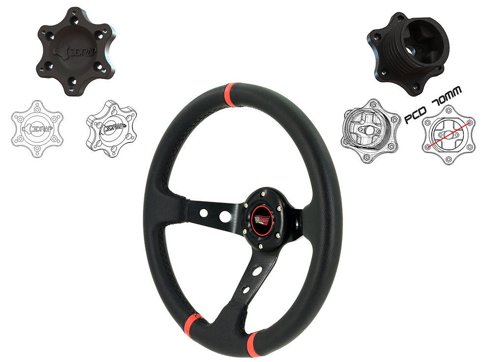 DGS RALLY WHEEL PC