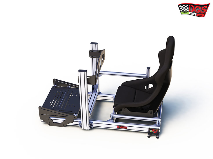 Drive Game Seat SILVER-RS step4