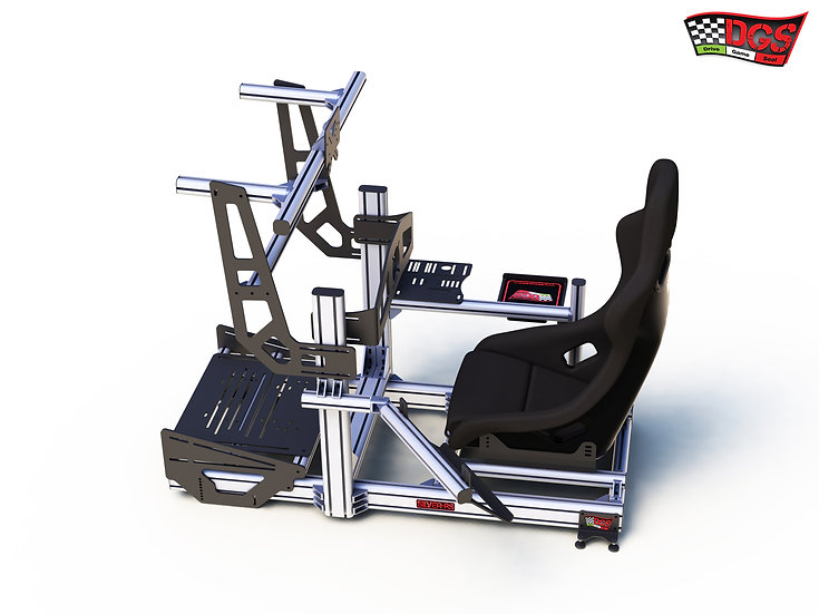 Drive Game Seat SILVER-RS step8