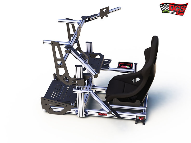 Drive Game Seat SILVER-RS step9