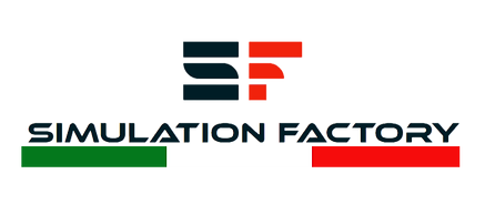 Logo Simulation Factory