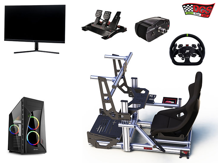 DGS RIG-Racing Simulator 1