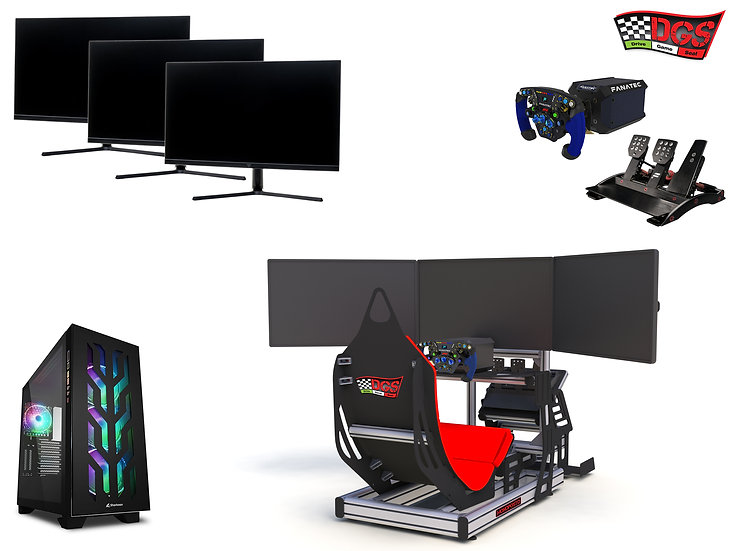 DGS F1 Simulator