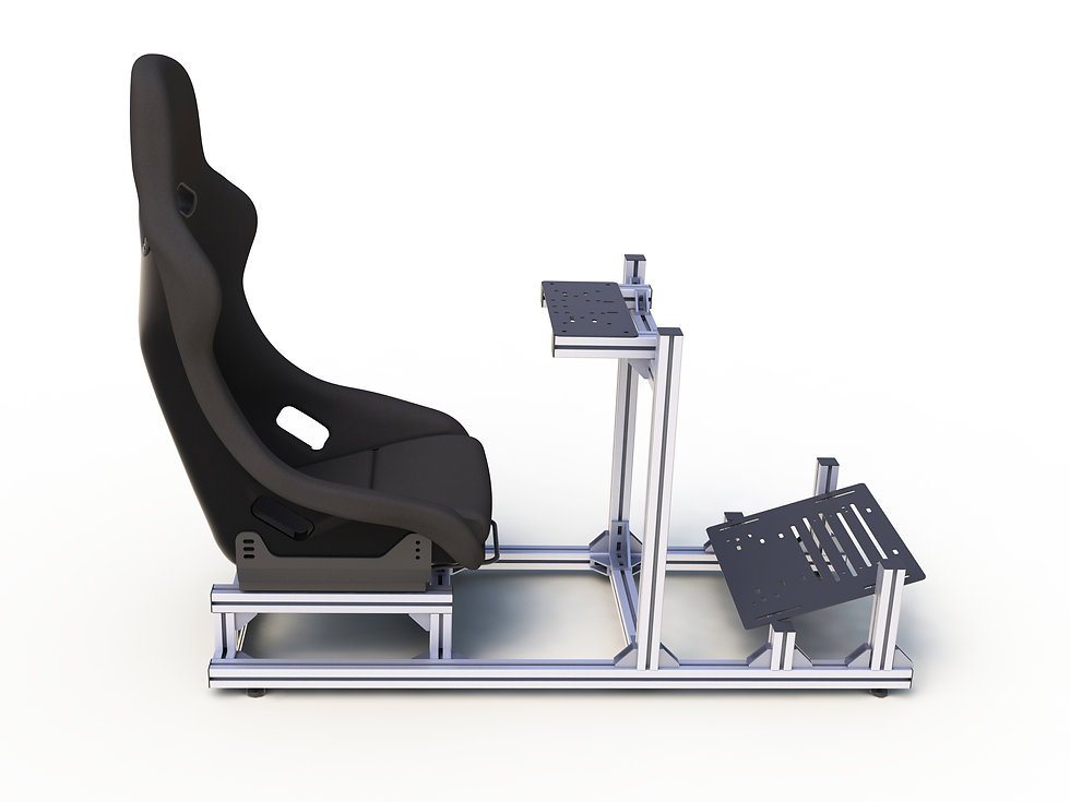 cheap sim racing cockpit
