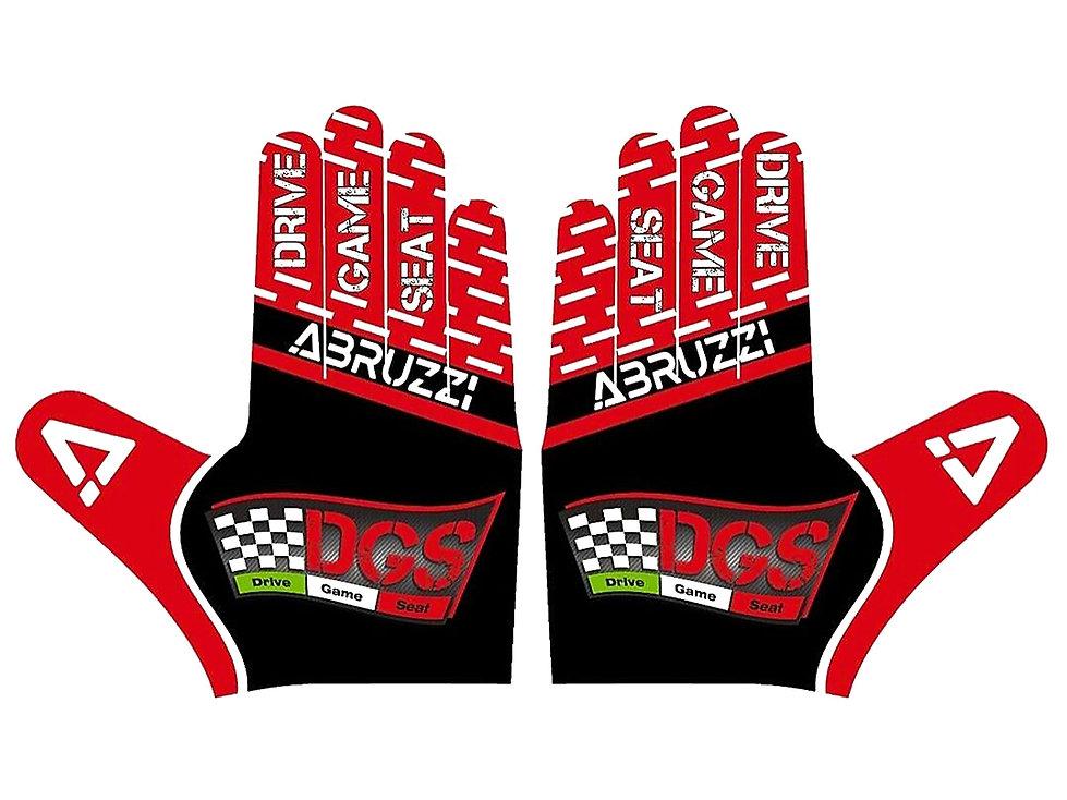 DGS simracing gloves