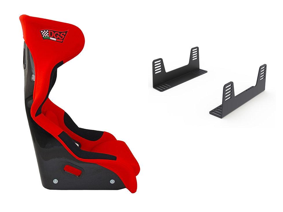 DGS PRO SEAT sedile racing