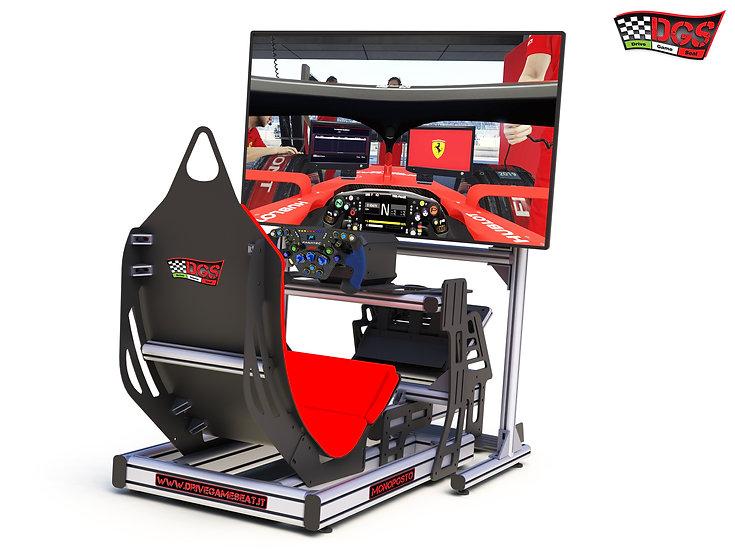 formula rig, f1, formula 1, formula cockpit, f1 cockpit, f1 seat