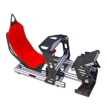 F1 seat, f1 sim rig