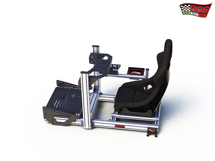 Drive Game Seat SILVER-RS step5B