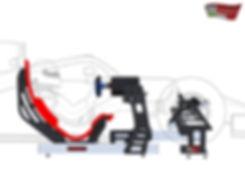 posizione sedile f1