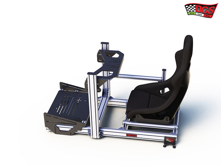 Drive Game Seat SILVER-RS step3