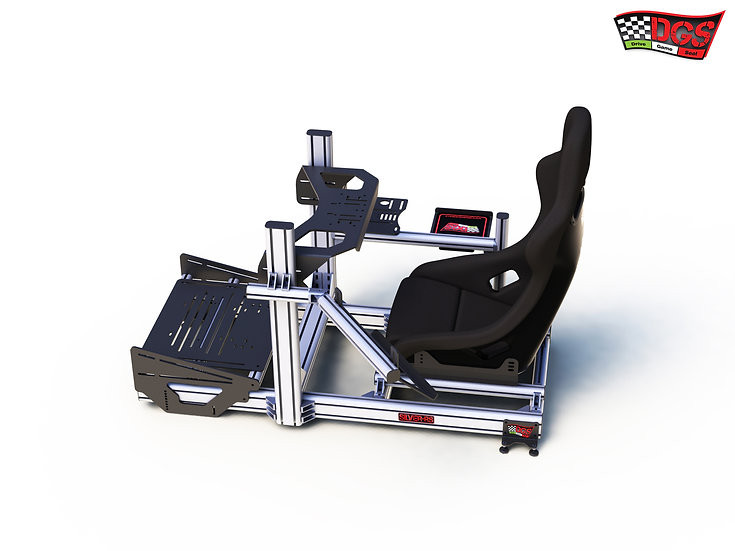 Drive Game Seat SILVER-RS step5