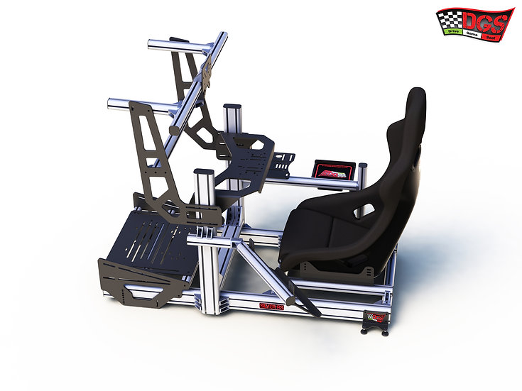 Drive Game Seat SILVER-RS step7