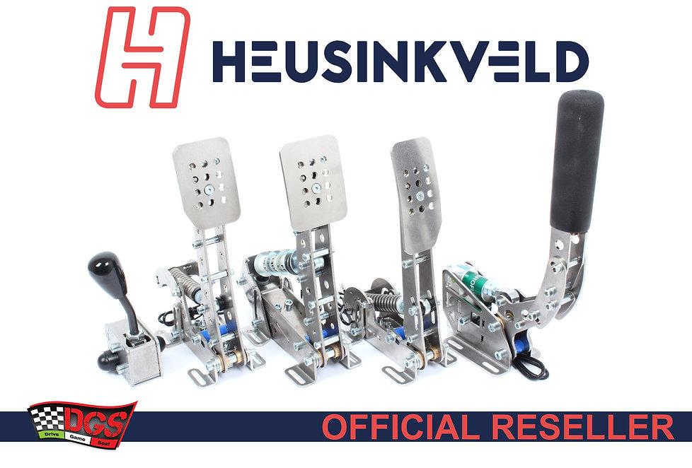 DGS HEUSINKVELD OFFICIAL RESELLER