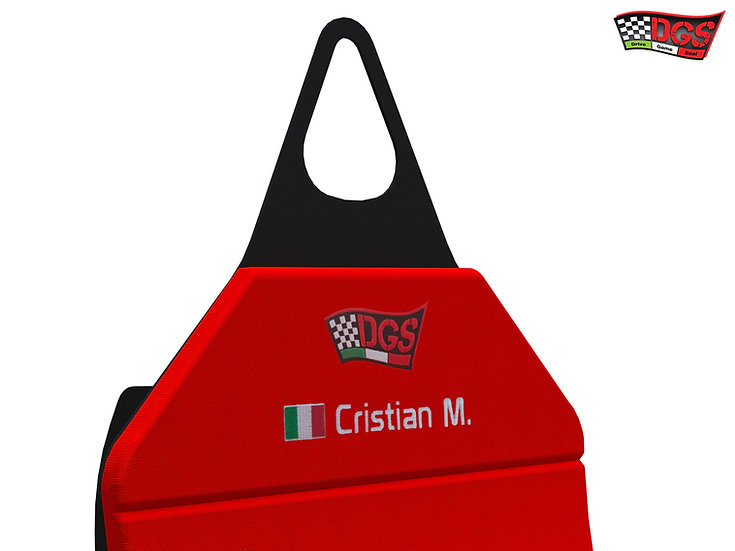 F1 CUSTOM SEAT