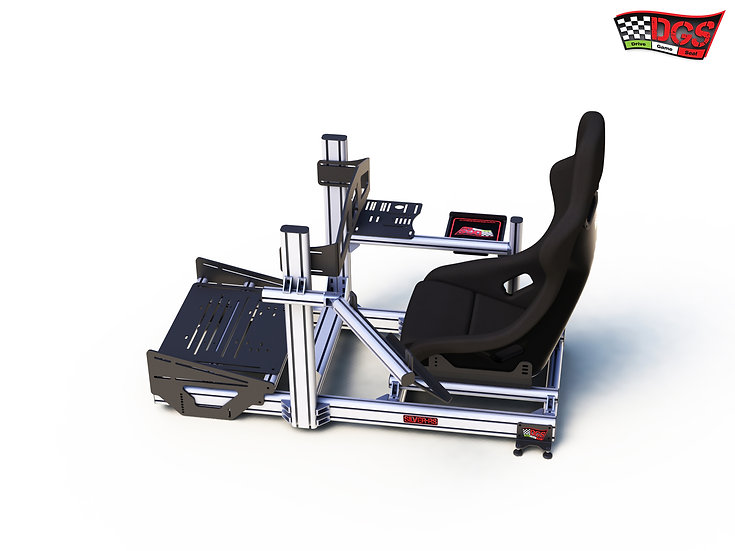 Drive Game Seat SILVER-RS step6