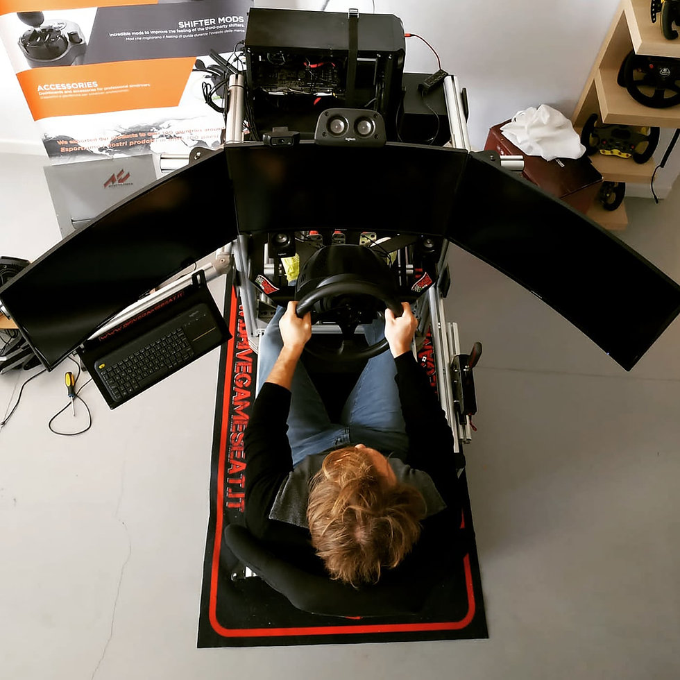 dgs racing simulator
