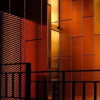Copper Doorway