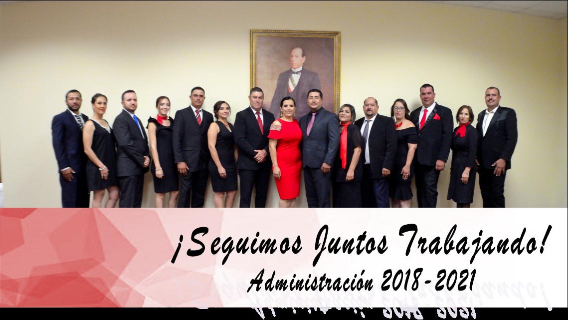 H. Ayuntamiento 2018-2021