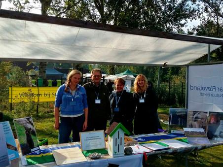 Vogelfestival met Dierbaar Flevoland