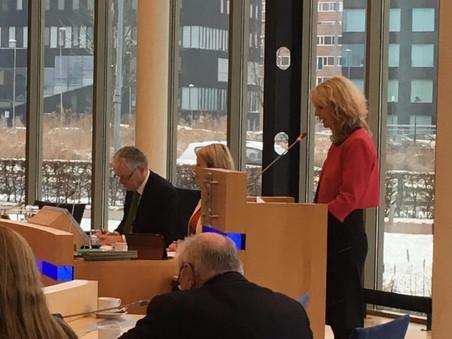 Initiatiefvoorstel beheer OVP aangenomen