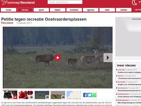 Dierbaar Flevoland op radio Omroep Flevoland