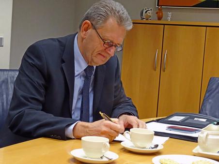 Dierbaar Flevoland van start: statuten getekend