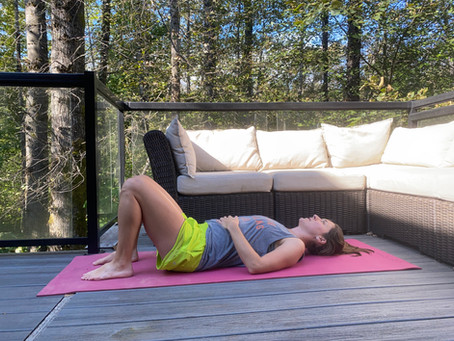 6 Exercises for the First 6 Weeks Postpartum