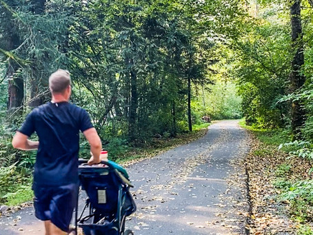 Tips for Running with a Stroller