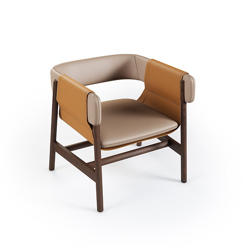 Leather Bag Chair