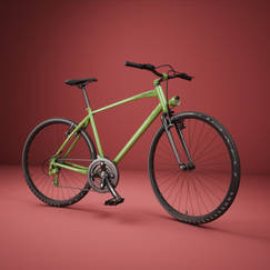 Bicycle Studio Visualization