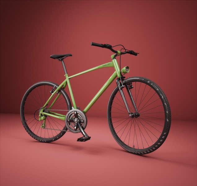 Bicycle Visualziation