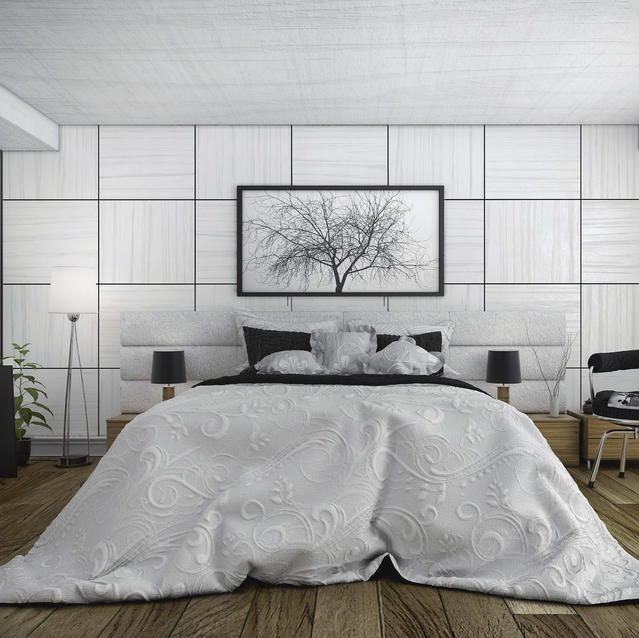 Yin Yan Bedroom