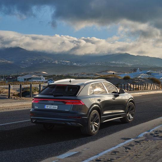 Audi Q8 CGI Photoshoot