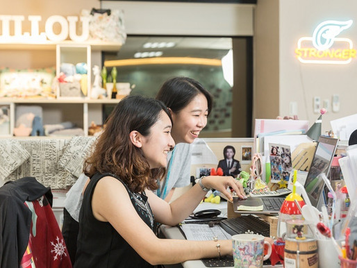 【台北市就業服務處 x DollBao】逗寶實習計畫登上台北畫刊:青年職涯解析
