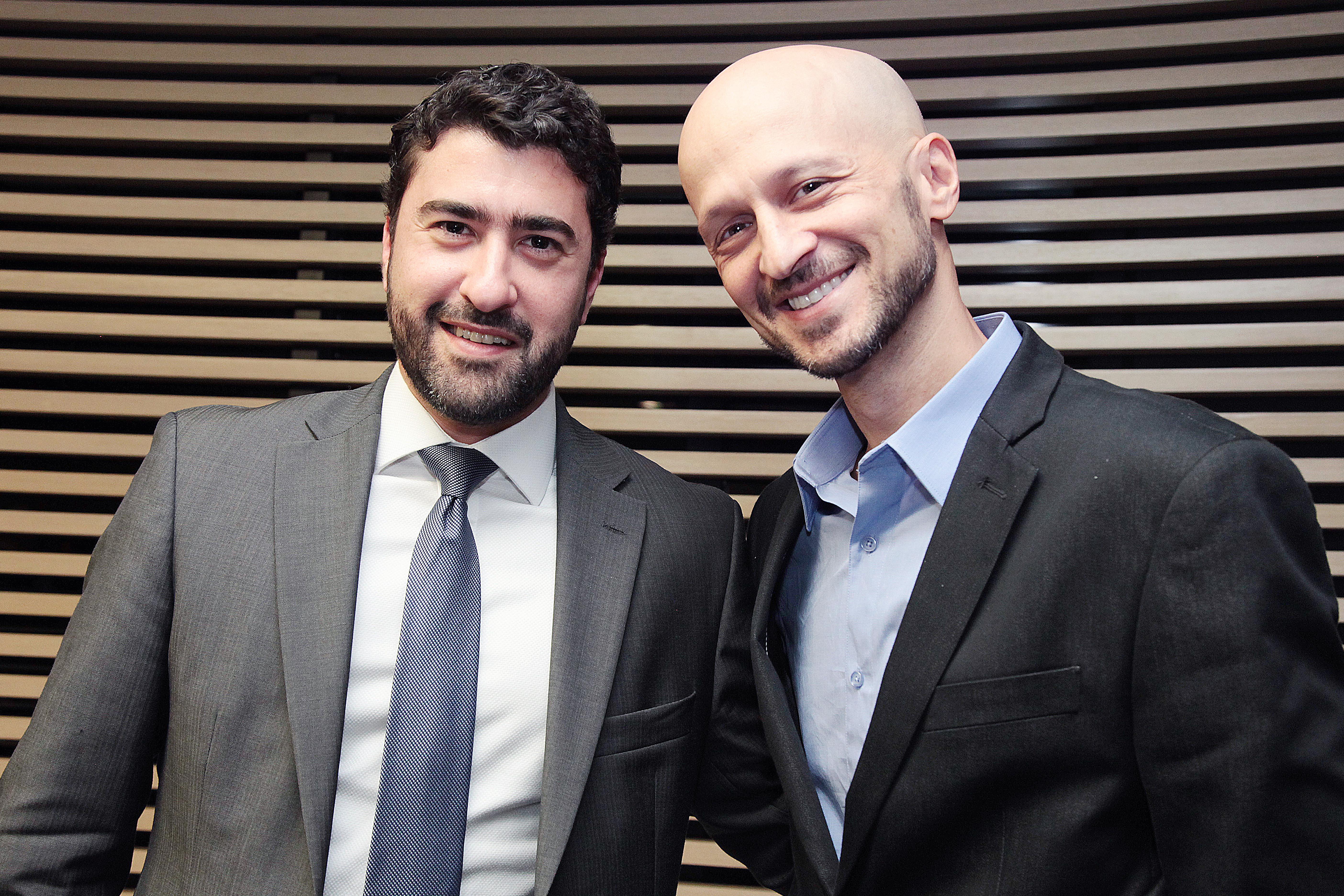 Com Luciano Coelho - FIESP