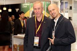 O grande mestre, Sr. Ricardo Coelho - Diretor de Seg. da FIESP