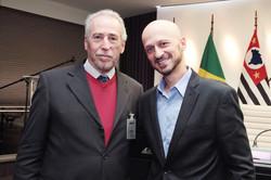 Com Ricardo Coelho - FIESP