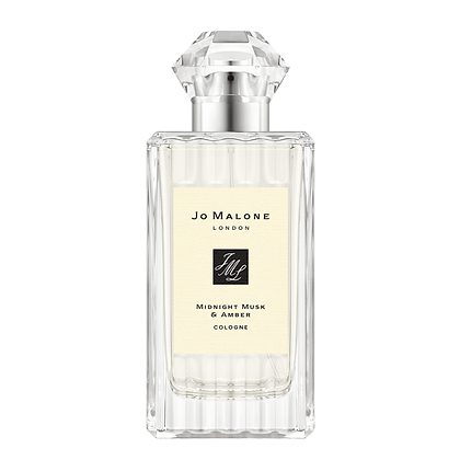 Midnight Musk & Amber Cologne