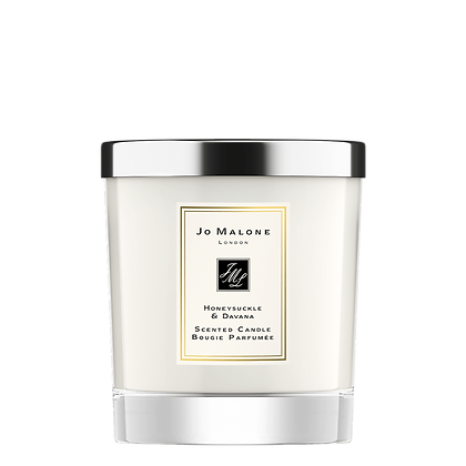 Honeysuckle & Davana Home Candle